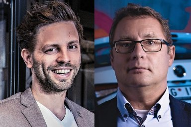 Jan Charouz a Petr Dörner vedou P2P carsharing HoppyGo
