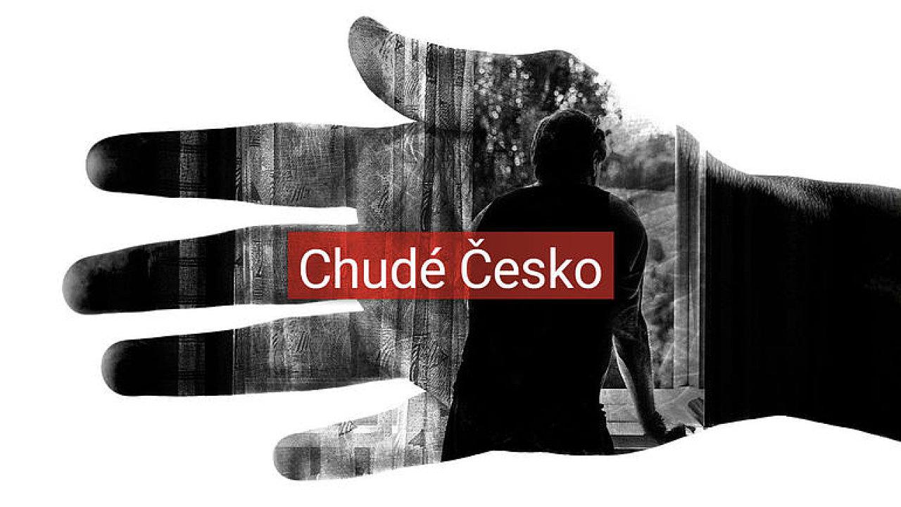 Jak se žije chudým lidem v Česku? Sledujte debatu ke speciálu Aktuálně.cz a HN