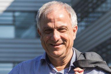 Oliver Stucky, viceprezident a generální ředitel Honeywell Technology Solutions Česká republika