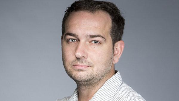 Michal Prokeš vede komunikaci Nadace České spořitelny