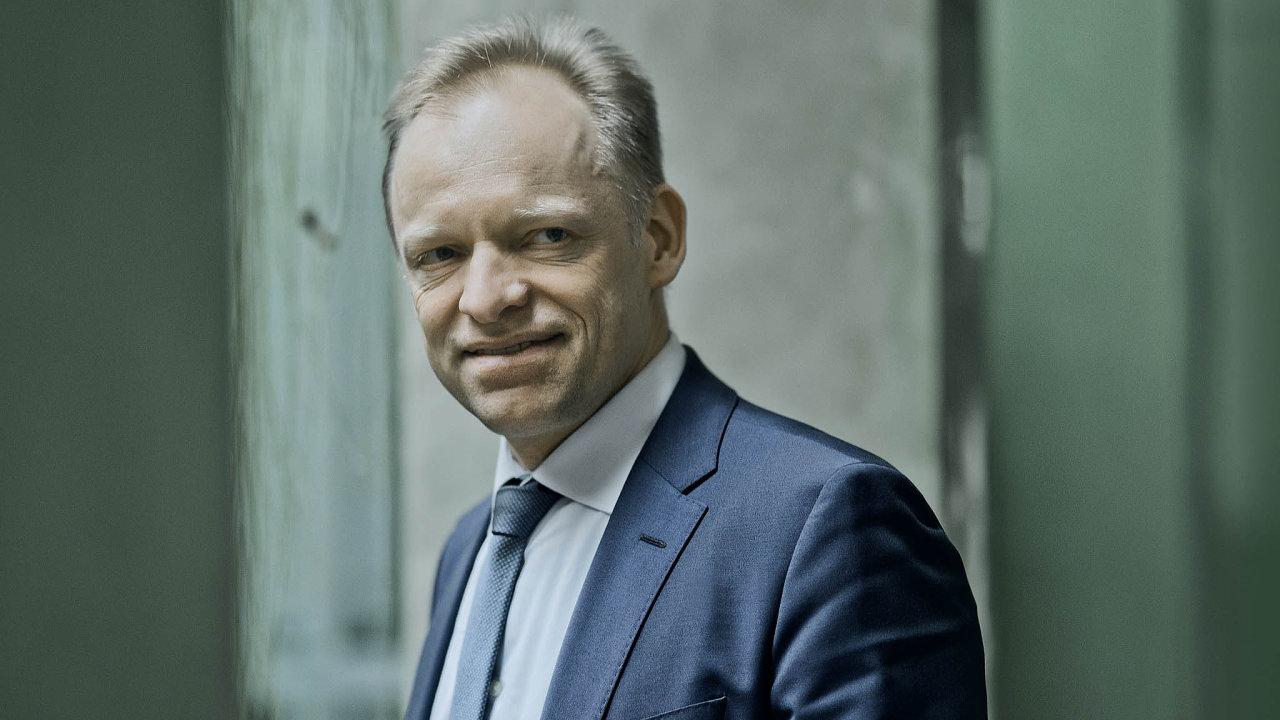 Šéf Ifo Clemens Fuest
