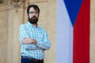 Martin Kopeček, vrchní ministerský rada aporadce náměstka naministerstvu financí