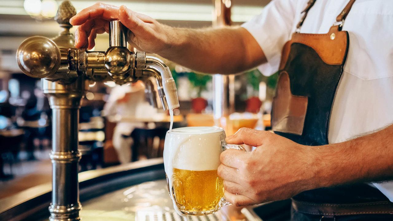 Loňský rok se českým pivovarům mimořádně povedl.