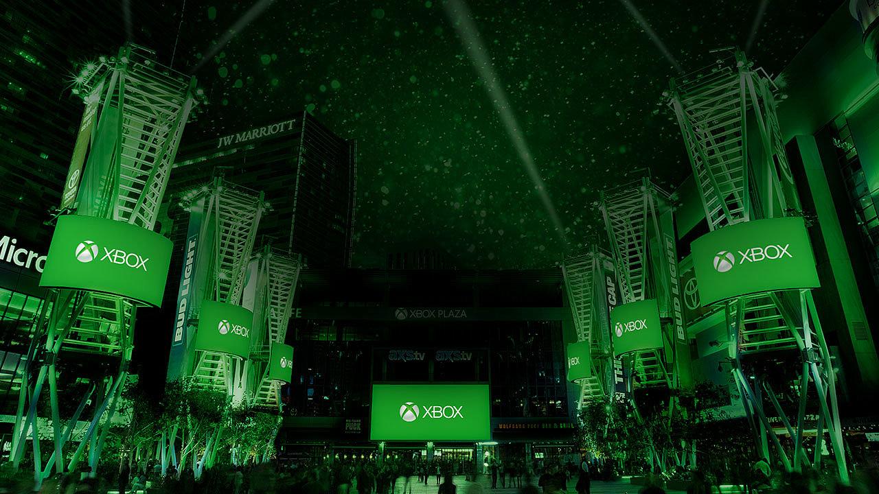 Microsoft se na veletrhu E3 soustředil na hry a novou generaci konzole Xbox
