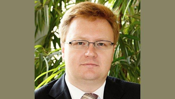 Robert Baxa, Senior Territory Sales Manager ve společnosti DXC Technology