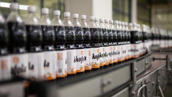 Kofola má více než 1800 zaměstnanců, z toho asi 700 v Česku.