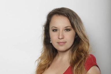 Zuzana Keményová, redaktorka HN