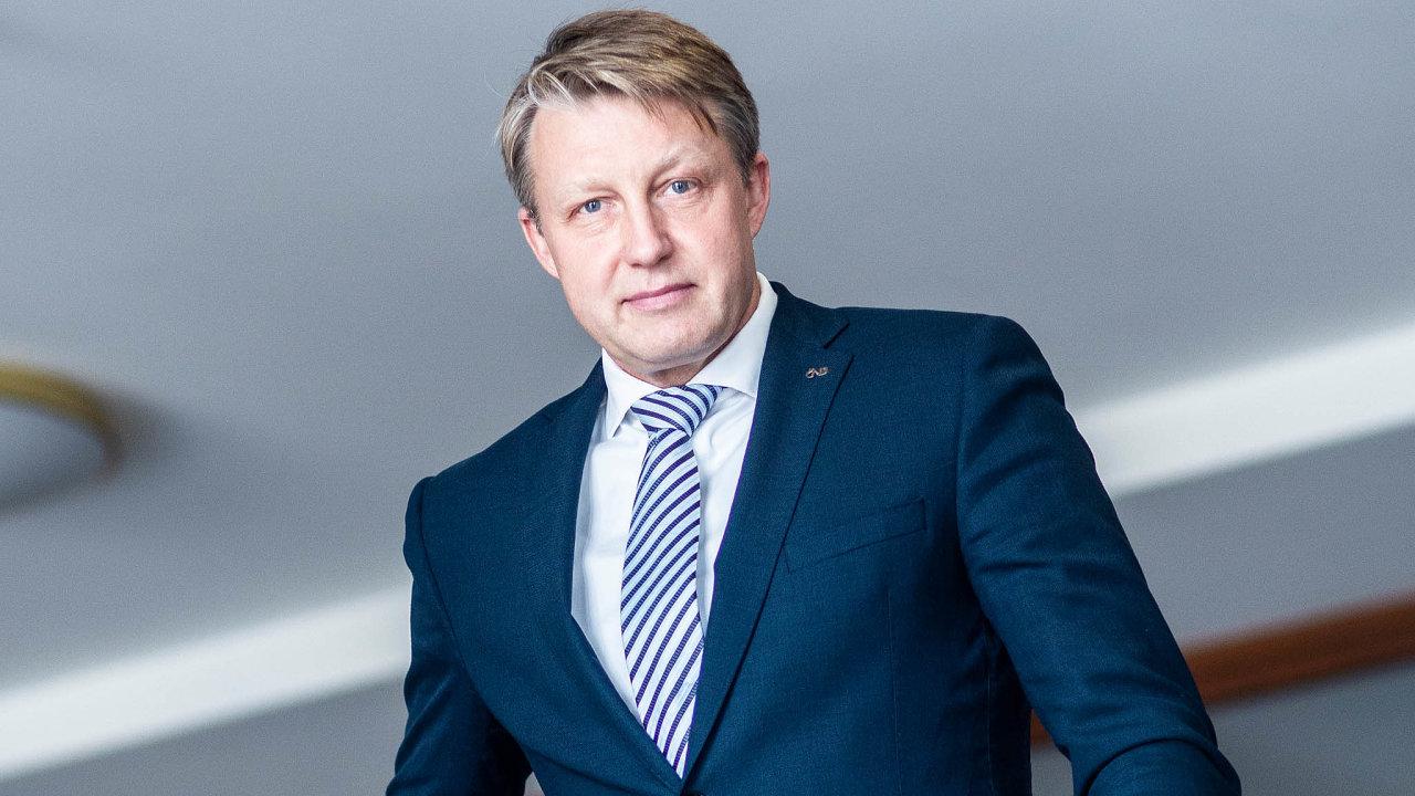 Viceguvernér ČNB Tomáš Nidetzký