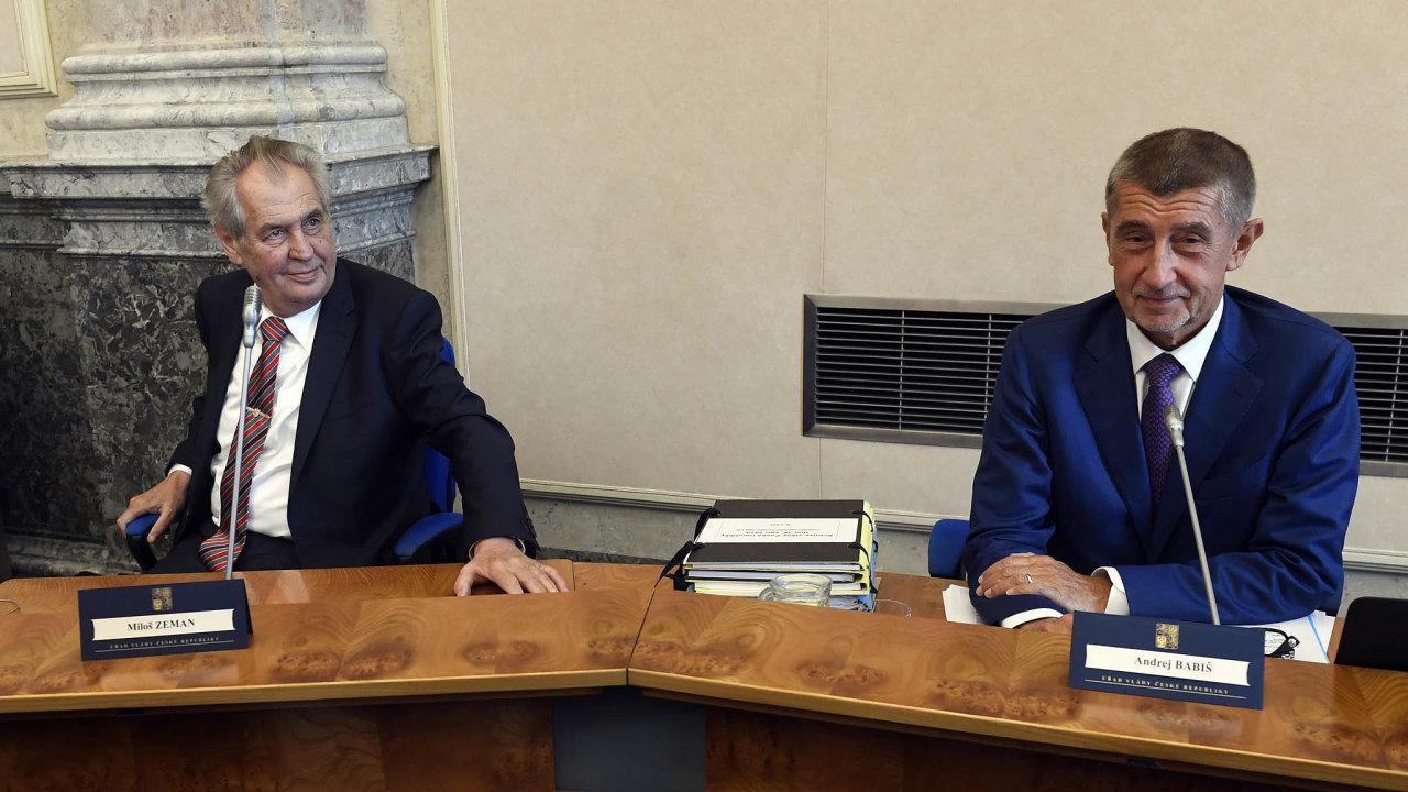 Prezident Miloš Zeman znovu vyjádřil své odhodlání udělit premiérovi Andreji Babišovi (ANO) takzvanou abolici vpřípadu dotace pro Farmu Čapí hnízdo, tedy zastavení trestního stíhání.