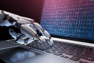 Lidé důvěřují spíše robotovi než svému šéfovi, ilustrace