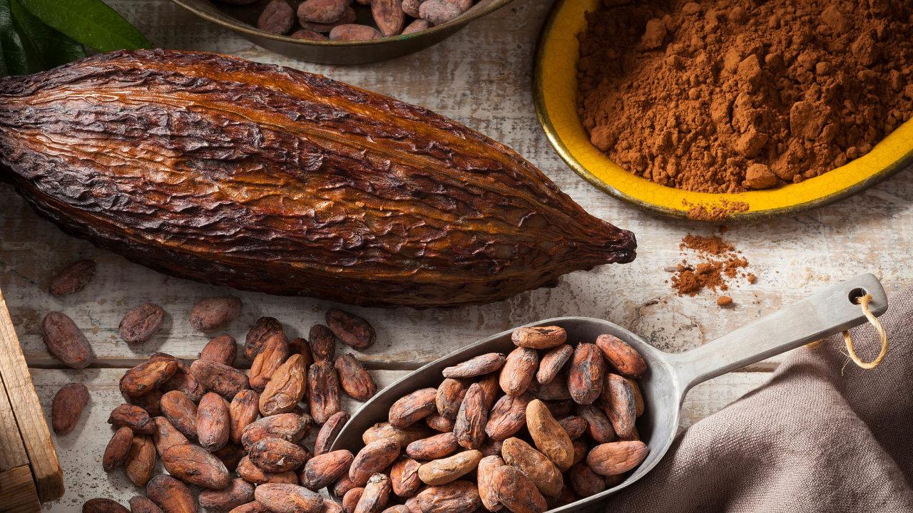 Většina bobů se nakakao zpracovává vzápadní Evropě, především vNizozemsku, vjehož přístavech se vykládá nejvíce kakaových bobů nasvětě.