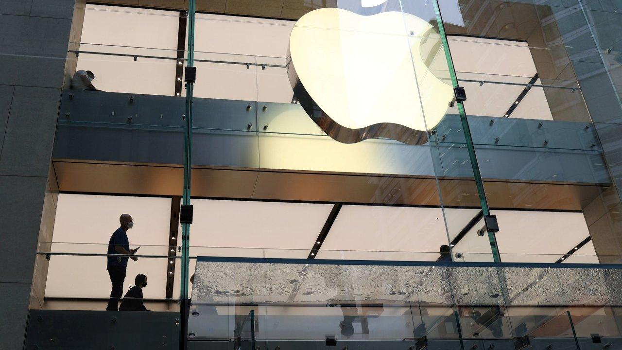 Apple, zisky firem