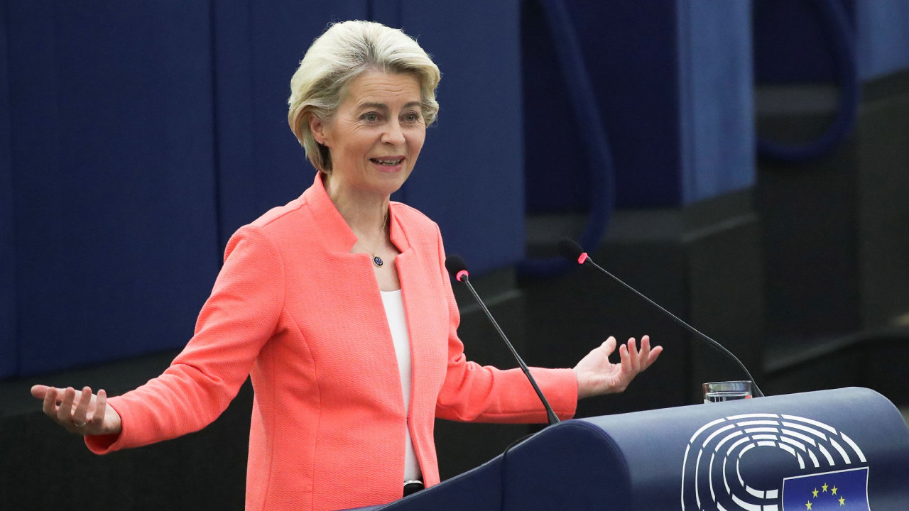 Ursula von der Leyen, Strasbourg