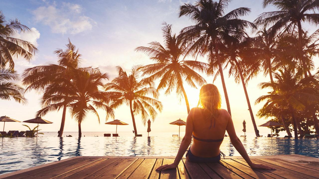 Bali, pláž, turismus, očkování