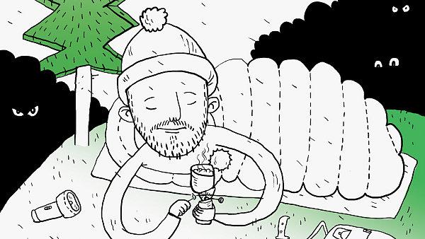 Vedoucí IN magazínu doporučuje na Vánoce stan nebo svetr s norským vzorem.