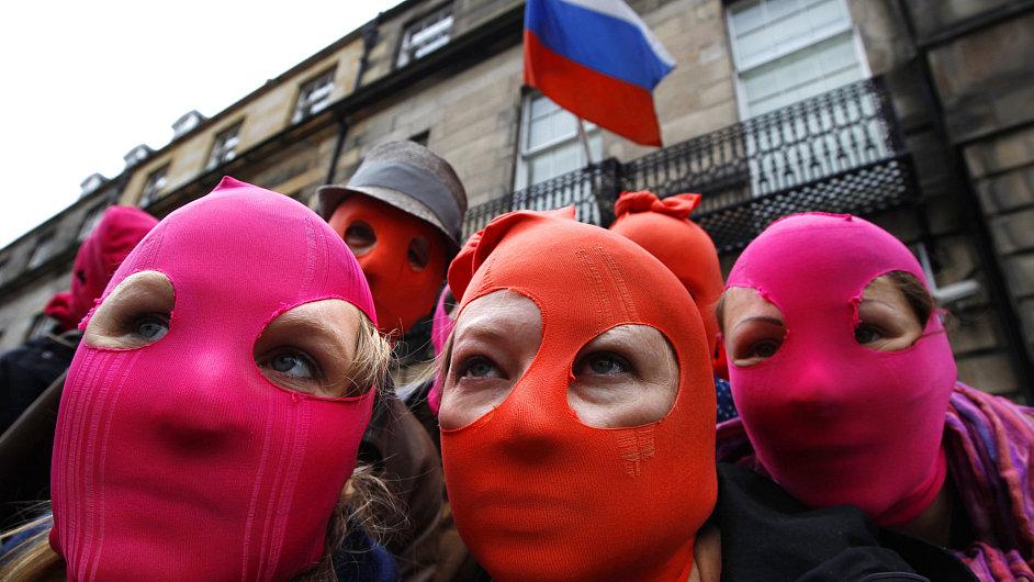 Soudný den pro Pussy Riot