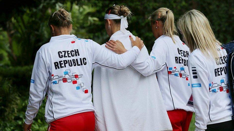 České tenistky se loučí s Fed Cupem
