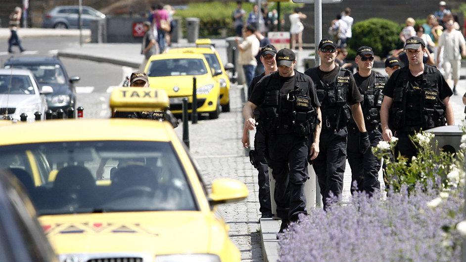 Policejní razie