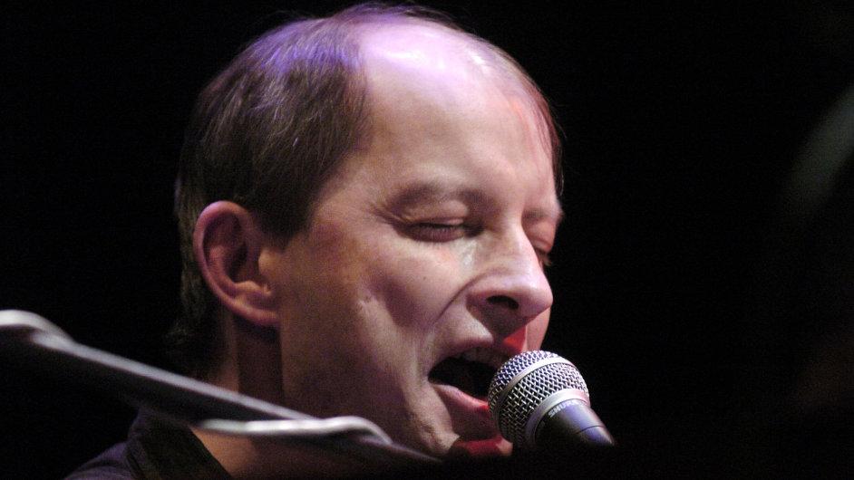 Filip Topol na snímku z dubna 2004.