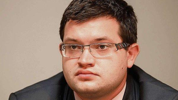 Ministr pro lidská práva Jan Chvojka (na snímku) jde do vlády s návrhem zákona, který má chránit whistleblowery. Vypracovat jej ale nechal už jeho předchůdce Jiří Dienstbier.