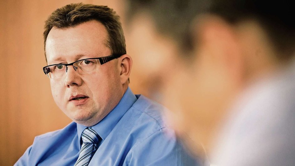 Bývalý ředitel protikorupční policie Milan Komárek