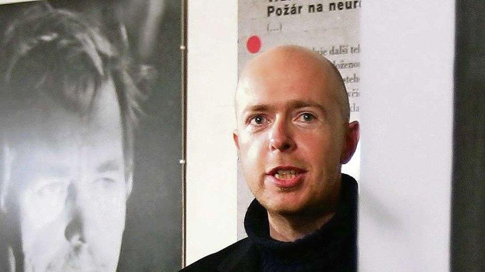 Martin C. Putna je pro mnohé akademiky příliš populární.