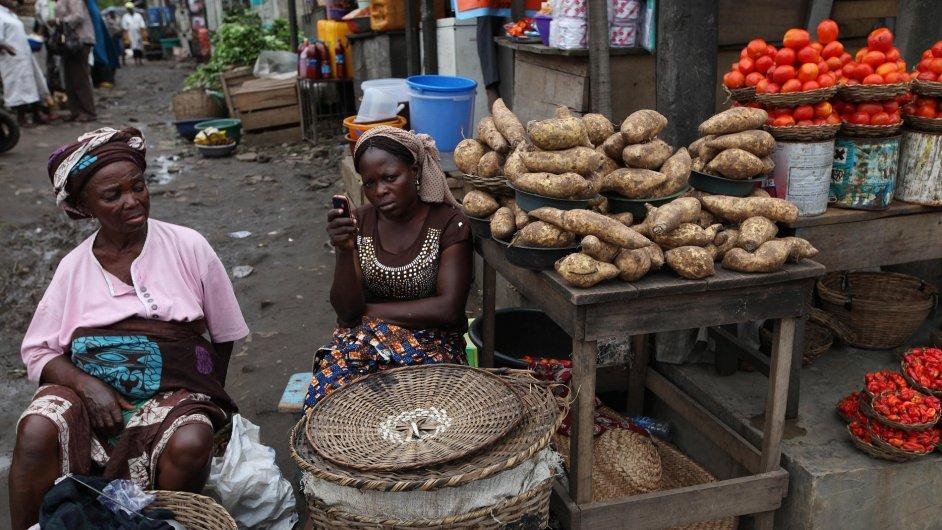 Oblasti, kde lidé těžce shánějí jídlo