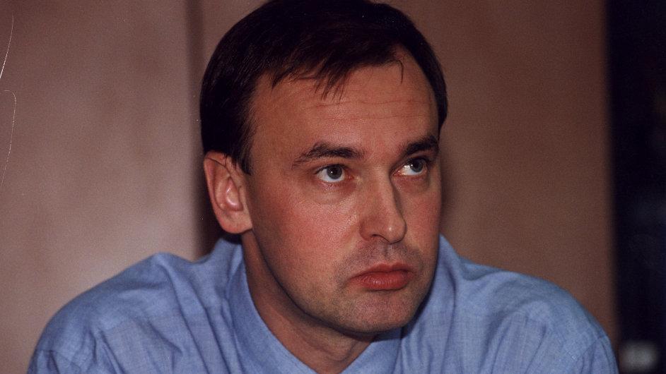 Bývalý šéf NBÚ Tomáš Kadlec