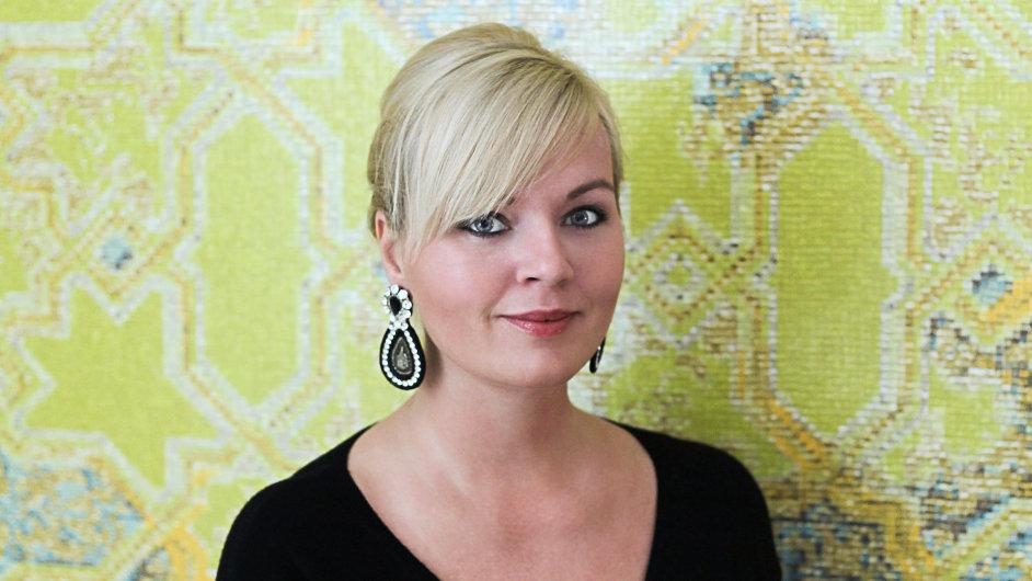 Magdaléna Drsová, tým marketingu a PR společnosti HB Reavis