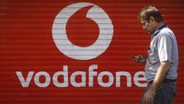 Mobilní operátor Vodafone (ilustrační foto)
