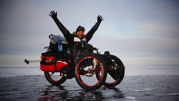 V�erej�� z�nu smrti jsem v klidu obe�el, p�e ze Sibi�e cestovatel ���nsk�