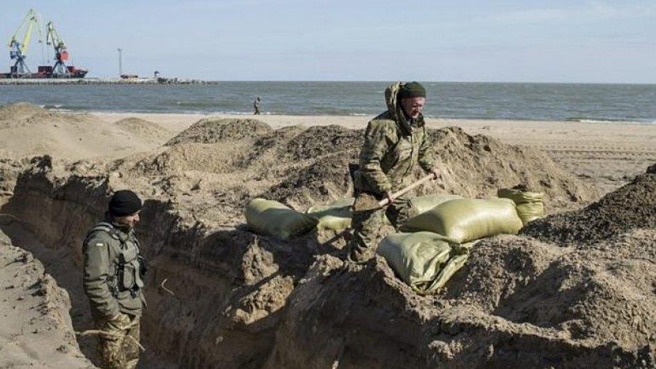 Bojovníci na východní Ukrajině neuznávají příměří