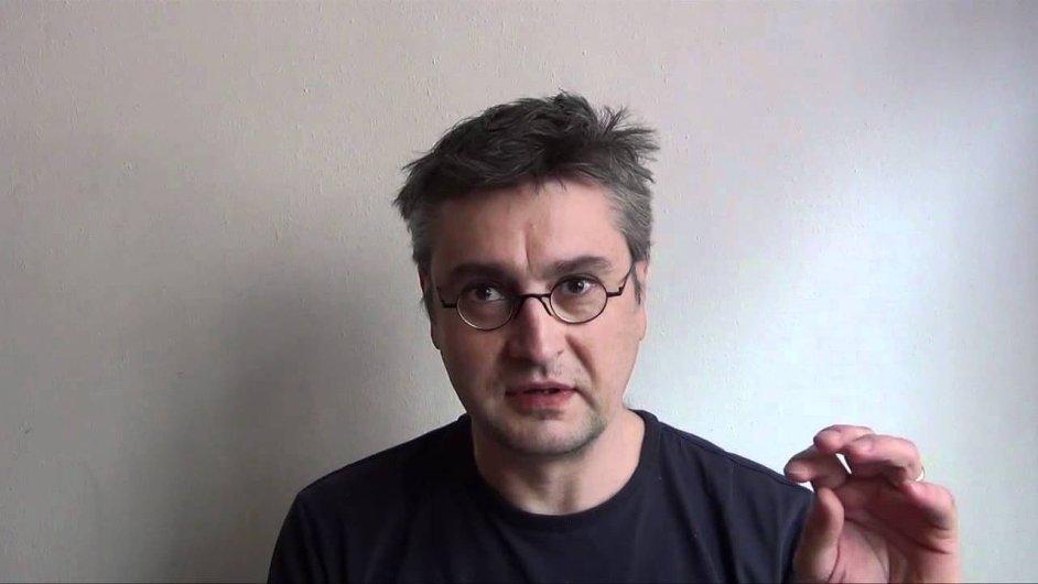 Autorem knihy je teoretik umění Tomáš Pospiszyl.