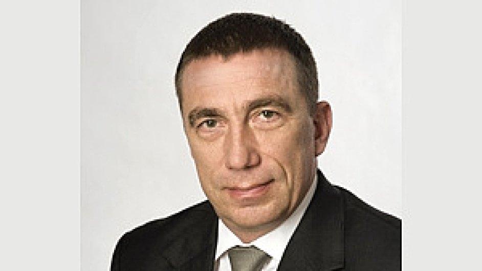 Jan Valenta, předseda jednatelů a výkonný ředitel společnosti RWE GasNet