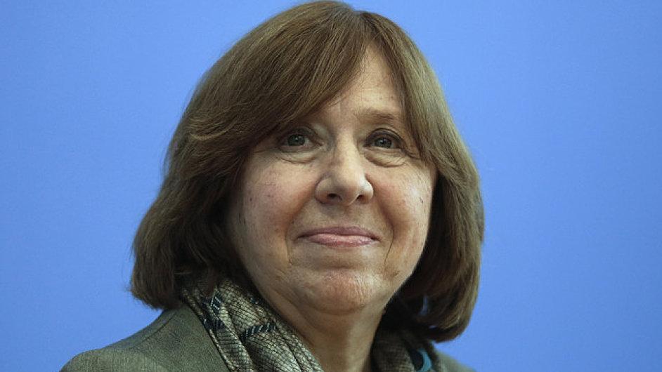 Laureátka Nobelovy ceny za literaturu Světlana Alexijevičová varovala evropské lídry před sblížením s běloruským prezidentem Alexandrem Lukašenkem.