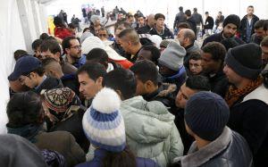 Uprchlici v Německu