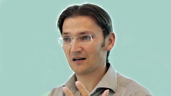Johann Jungwirth, ředitel divize digitální strategie skupiny Volkswagen