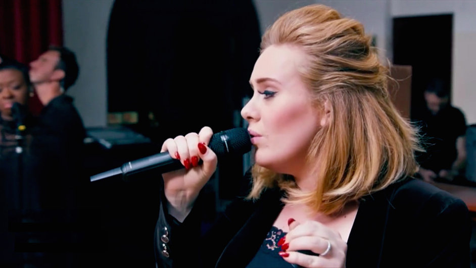 Nové album Adele vyjde 20. listopadu.