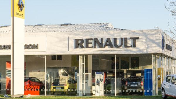 Renault svolává zhruba 15 tisíc vozů - Ilustrační foto.