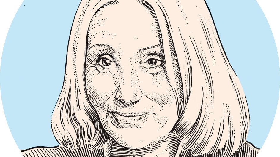 Olga Sommerová - Dnes už feminismus není sprosté slovo.