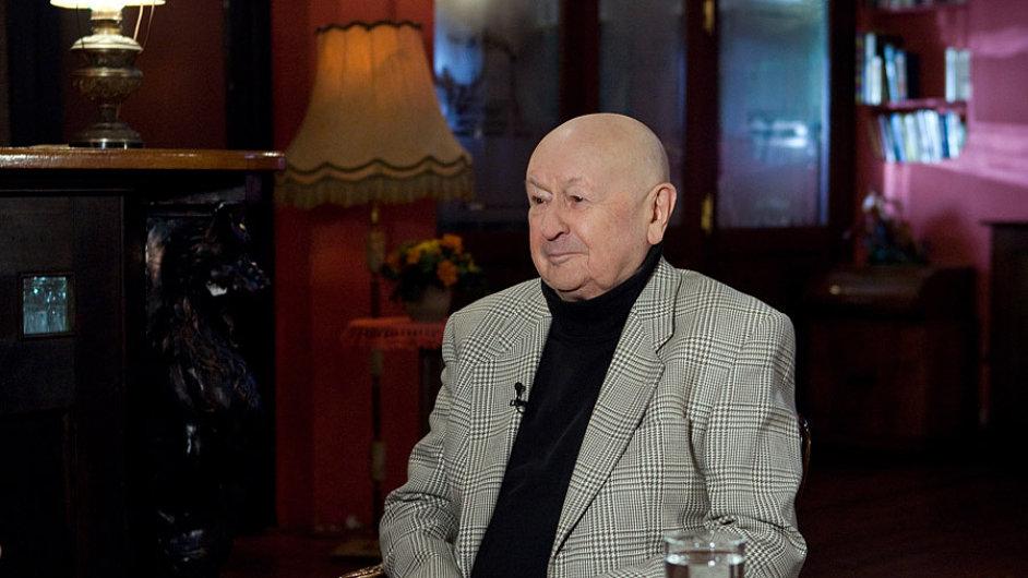 Jan Konopásek byl před čtyřmi lety hostem pořadu Na plovárně Marka Ebena.