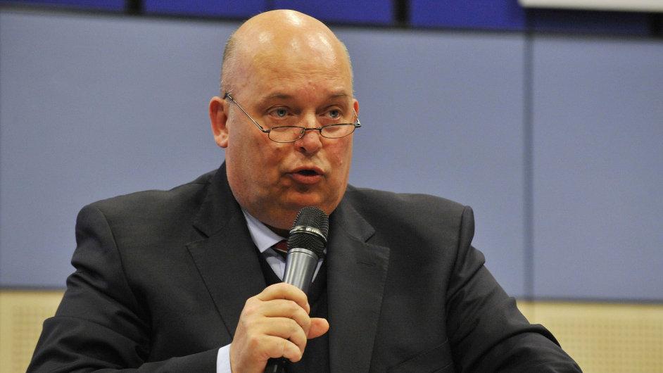Miroslav Toman je možným nominantem sociálních demokratů na post ministra zemědělství.