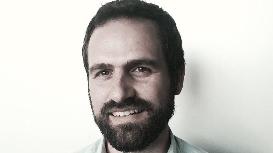 George Michalopoulos, obchodní ředitel společnosti Wizz Air Holding
