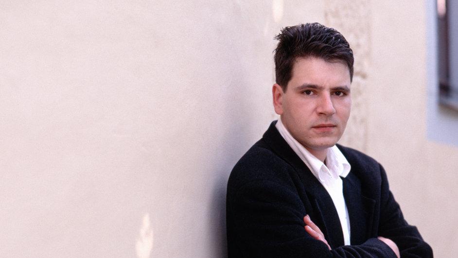 Marcel Beyer převezme Büchnerovu cenu 5. listopadu v Darmstadtu.