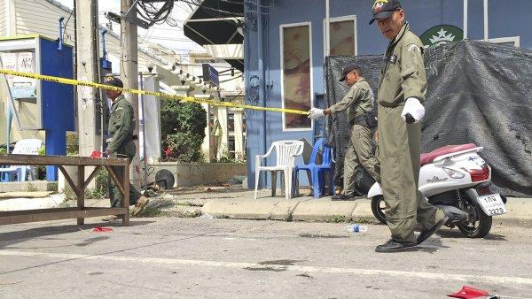 Čtvrteční výbuchy v Thajsku si vyžádaly minimálně jednu oběť - Ilustrační foto.