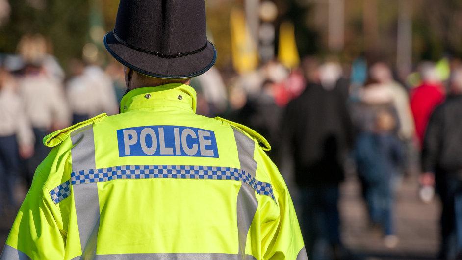 Policie, Velká Británie