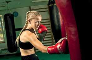 And�lsk� p�sti Fabiany Bytyqi: K boxu se dostala n�hodou, te� je v n�m juniorskou mistryn� sv�ta