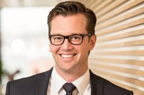 David Nath, vedoucí hotelového týmu pro střední a východní Evropu společnosti Cushman & Wakefield
