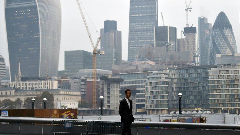 Brexit, City, Londýn, Velká Británie