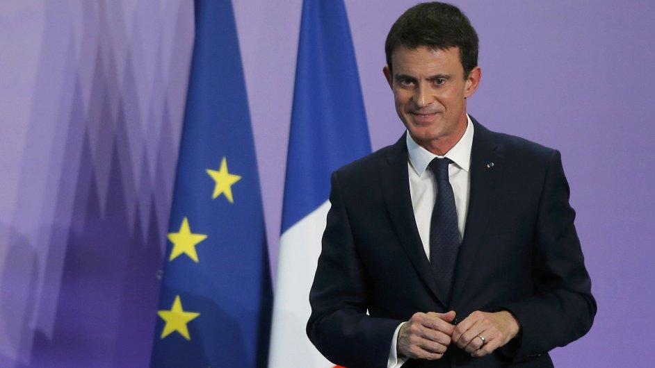 Manuel Valls Francie